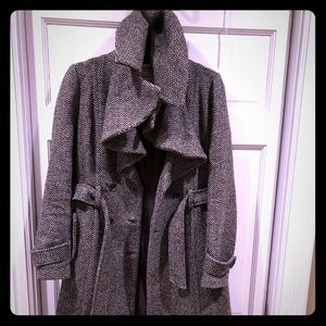 Anthropologie fall/winter chic-trench coat